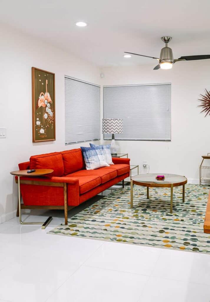 Vacasa Living Room