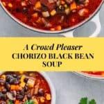 Chorizo Soup