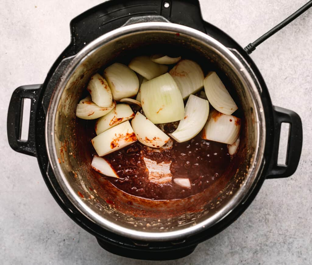 how to make a beef stew in an instant pot