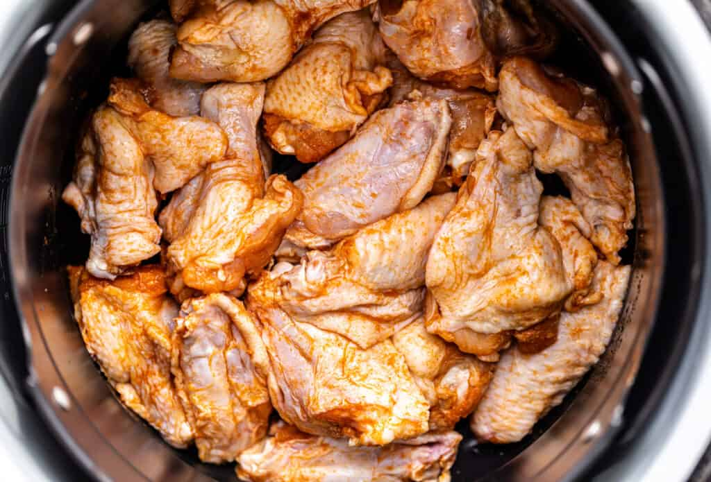 How to Cook Chicken Wings in an Instant pot or Ninja Foodi