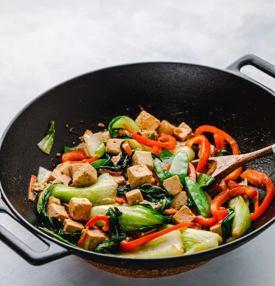 Stir Fry Vegetables List