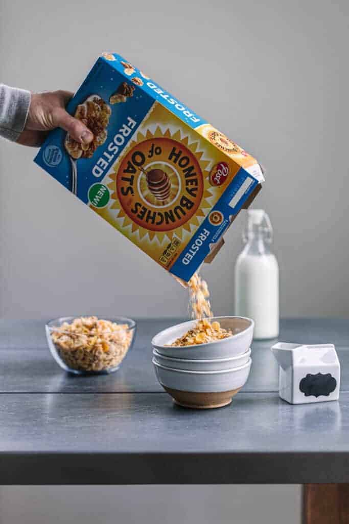 Your Family and Friends Will Love This New Cereal Find - Honey Bunches of Oats Frosted Cereal