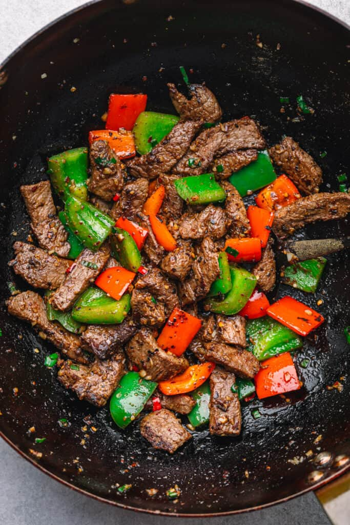 Hunan Beef with Cumin