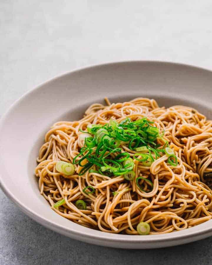 Tainan Noodles Recipe