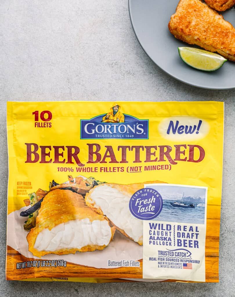 Gorton's Beer Battered Fish