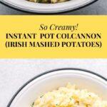 Instant Pot Colcannon