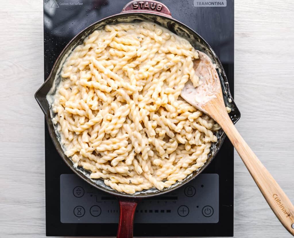 bechamel sauce pasta