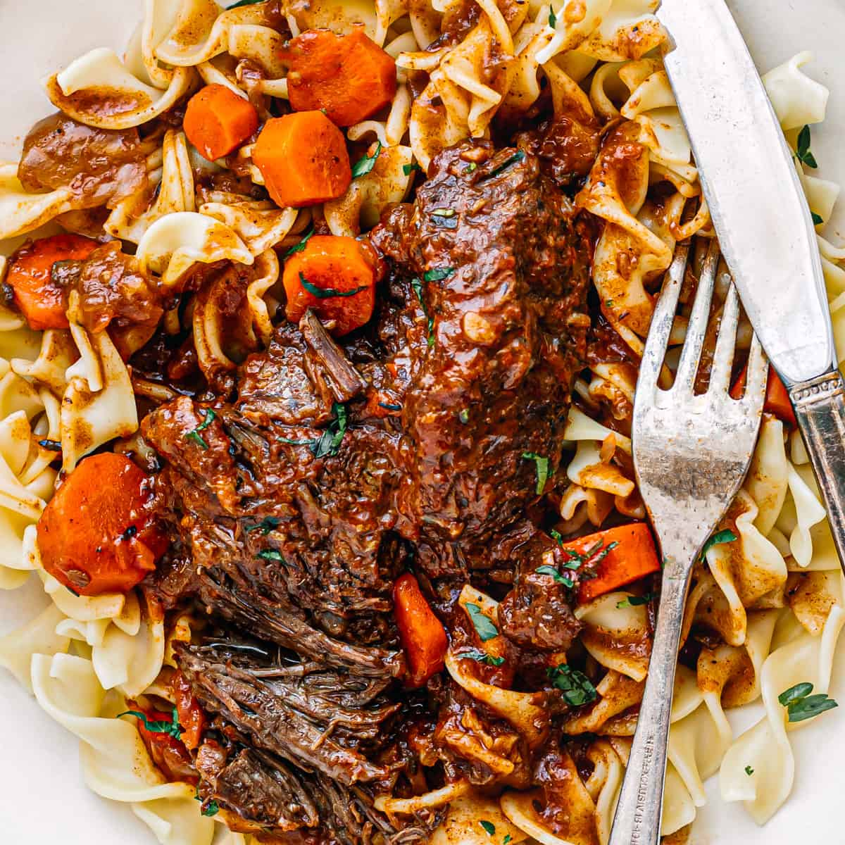 Instant Pot Boneless Short Ribs