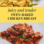 Oven Baked Chicken Breast Recipe