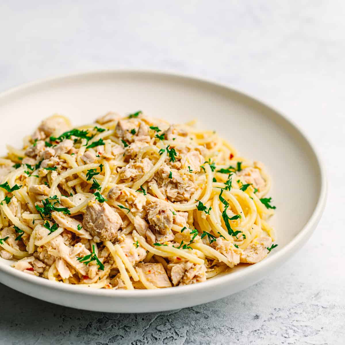 Canned Tuna Pasta With Recipe Video Posh Journal