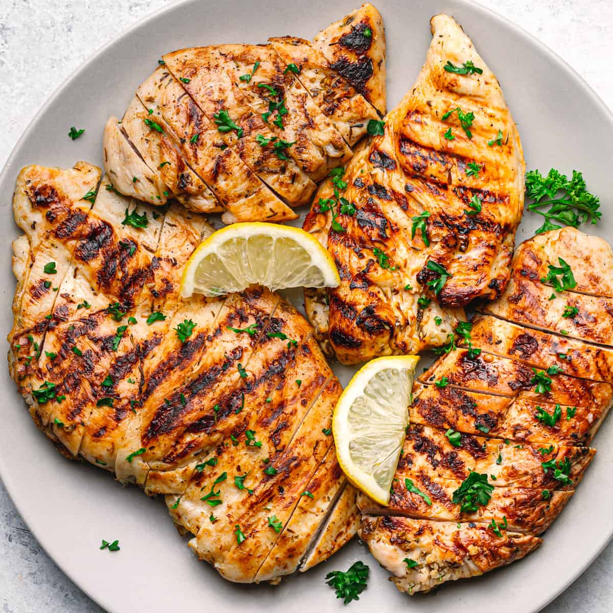 Learn how to grill chicken breast