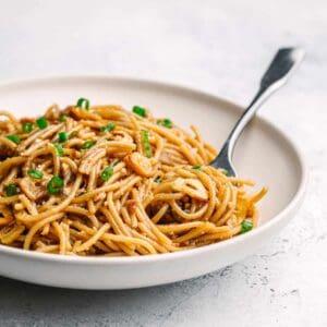 Chilli Garlic Noodles
