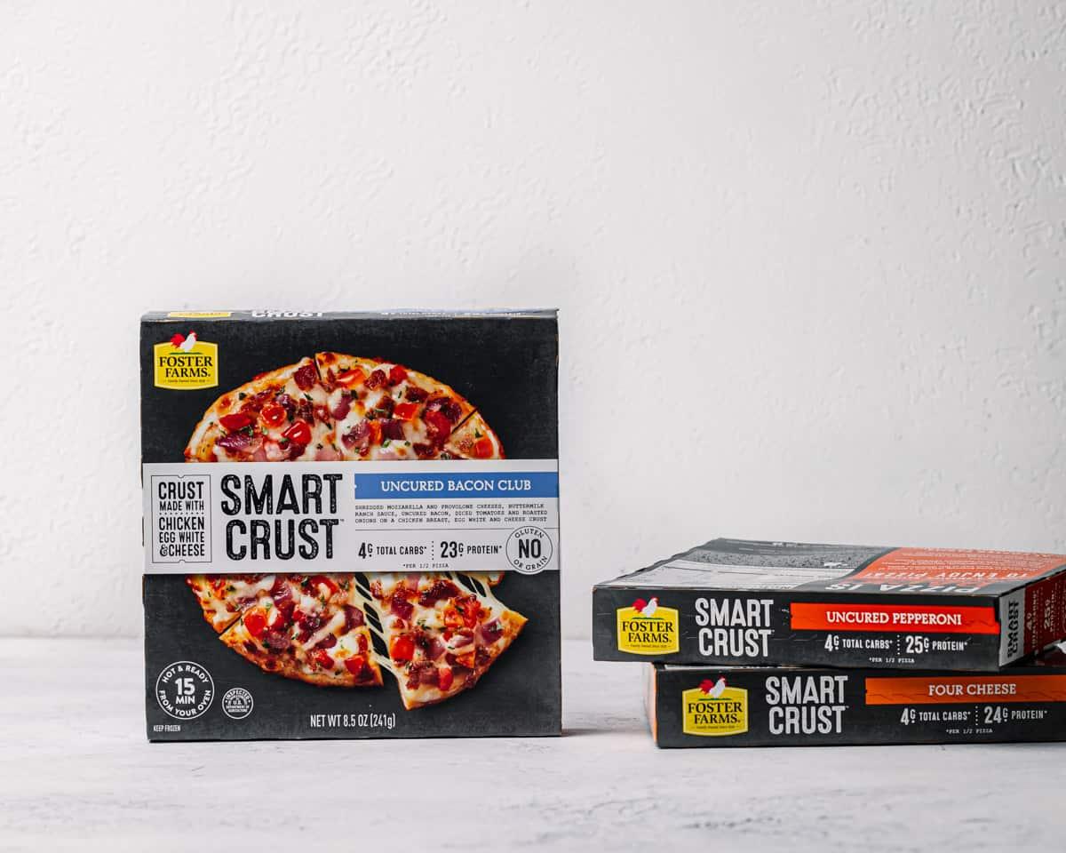 Foster Farms Smart Crust™ Pizza