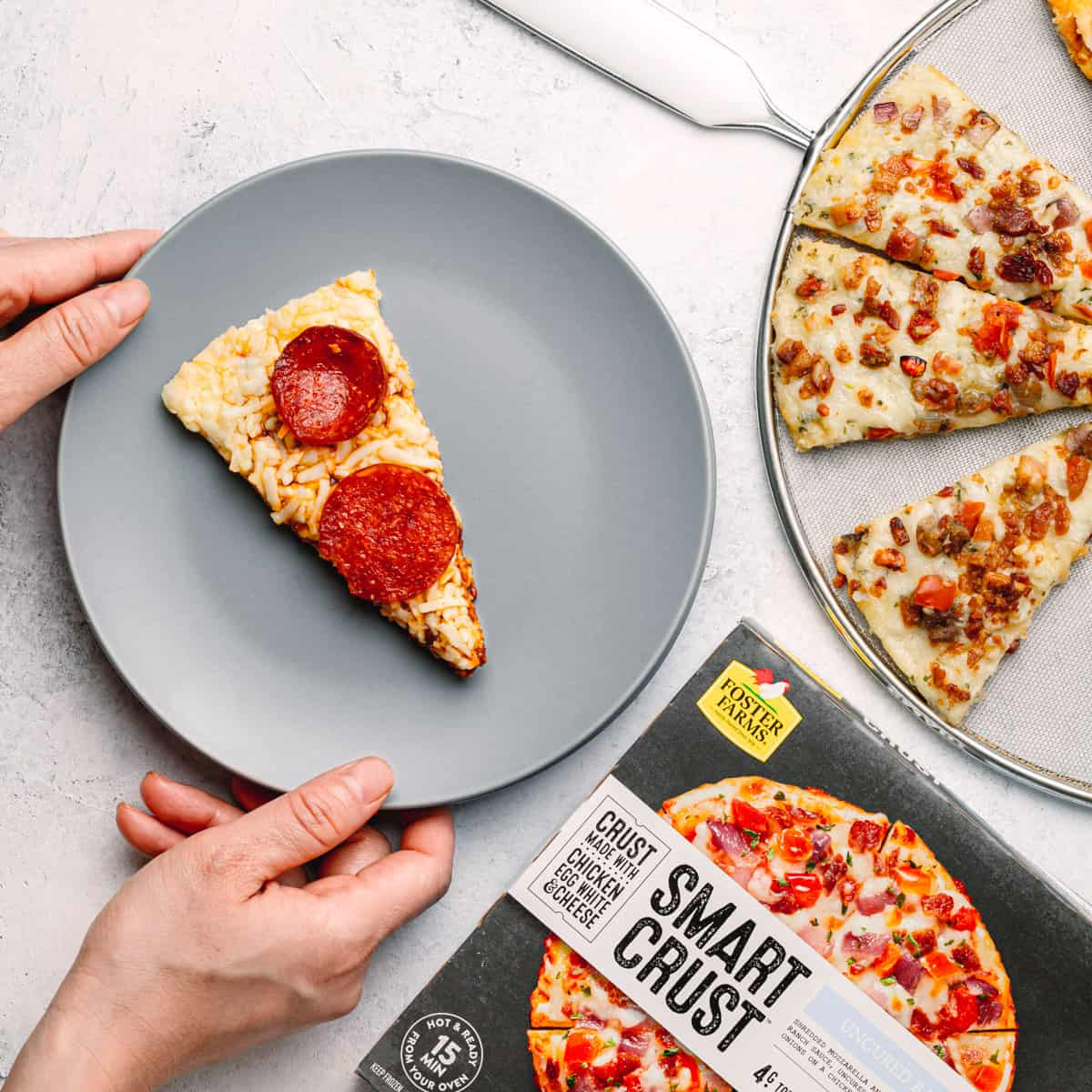 Foster Farms Smart Crust™ Pizza