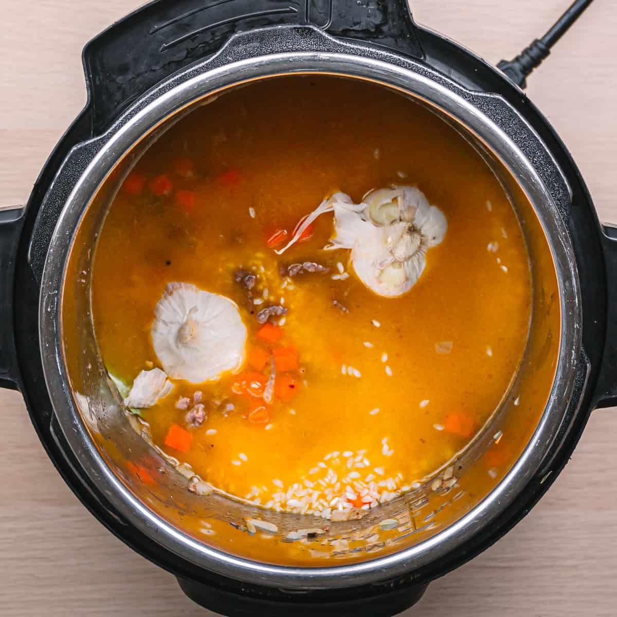 Instant Pot Rice Dish