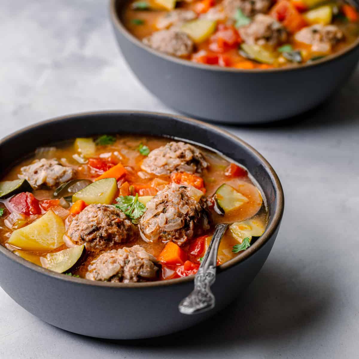 best albondigas soup recipe