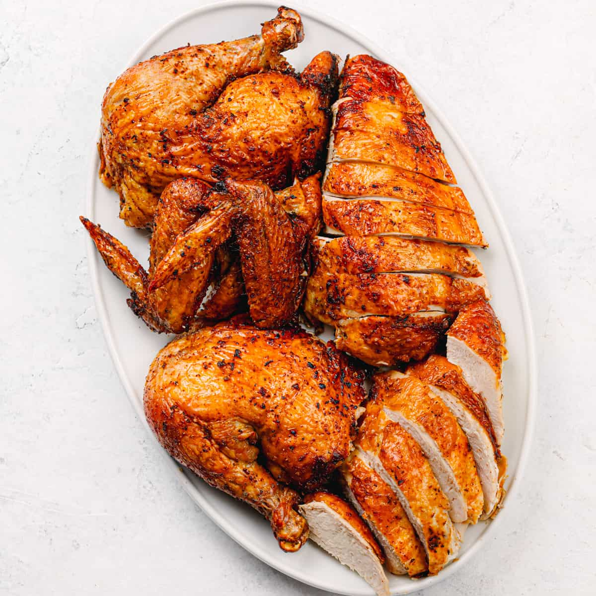 The Best Roasted Chicken Recipe