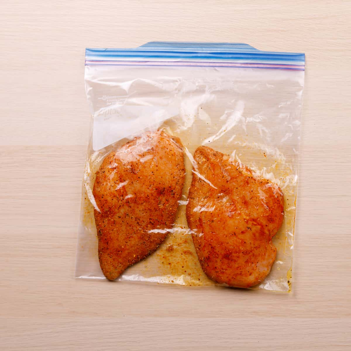 Chicken Breast with Cajun Seasoning
