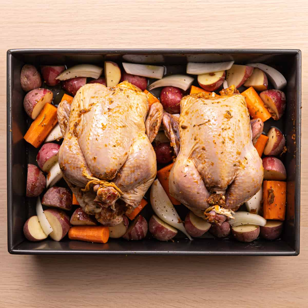 How to Roast Cornish Hen