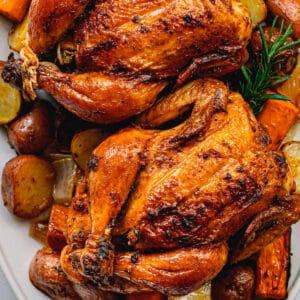 Roasted Cornish Hen