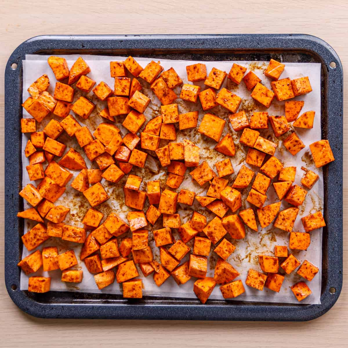 The Best Temperature to Cook Sweet Potatoes