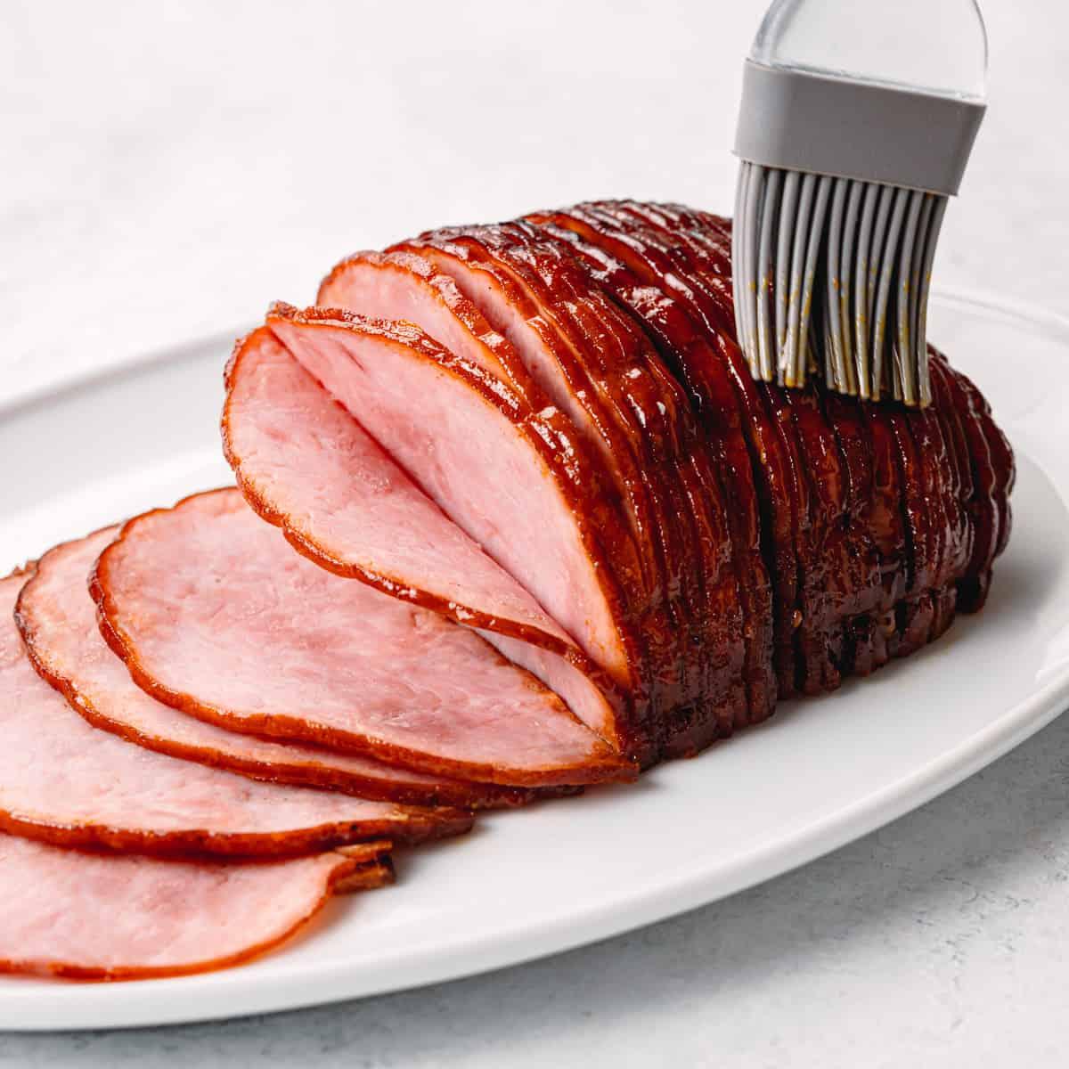 Instant Pot Ham with Orange Glaze