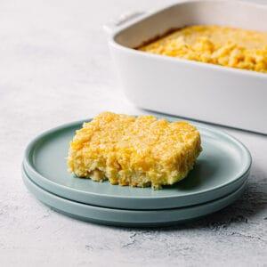 easy corn souffle
