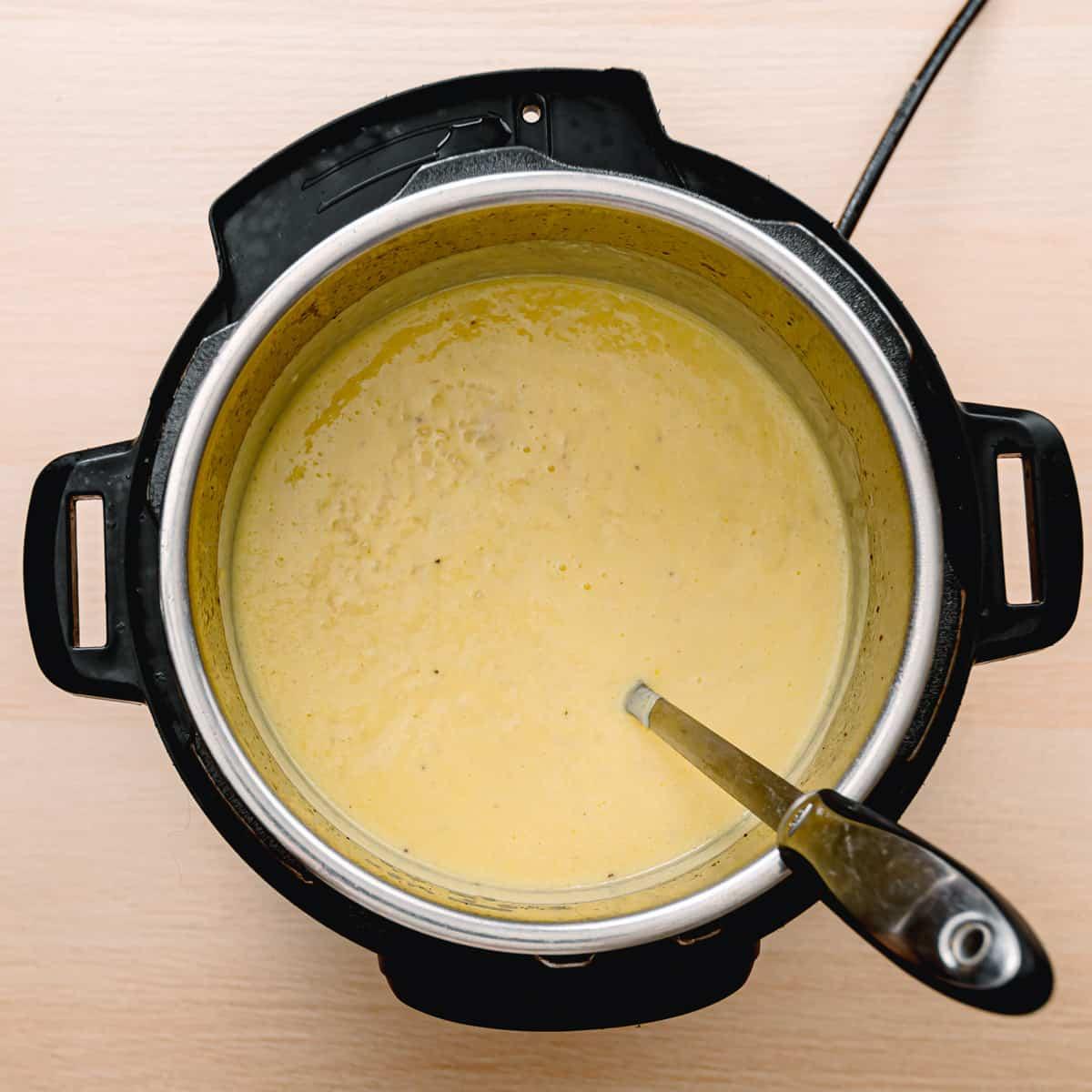 Instant Pot Greek Soup