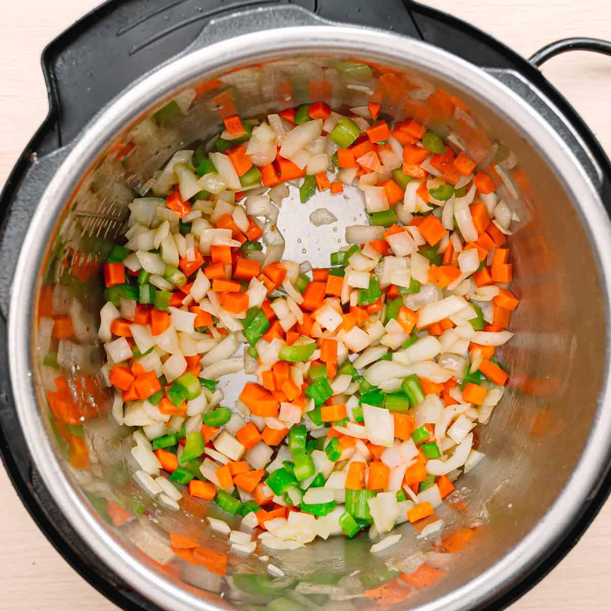 aromatic vegetables