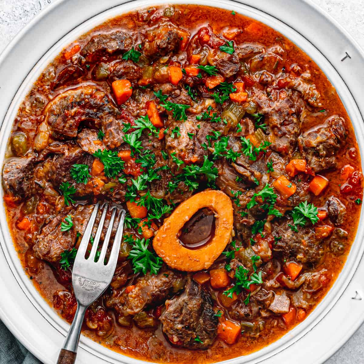 How to make Osso Buco in an Instant Pot