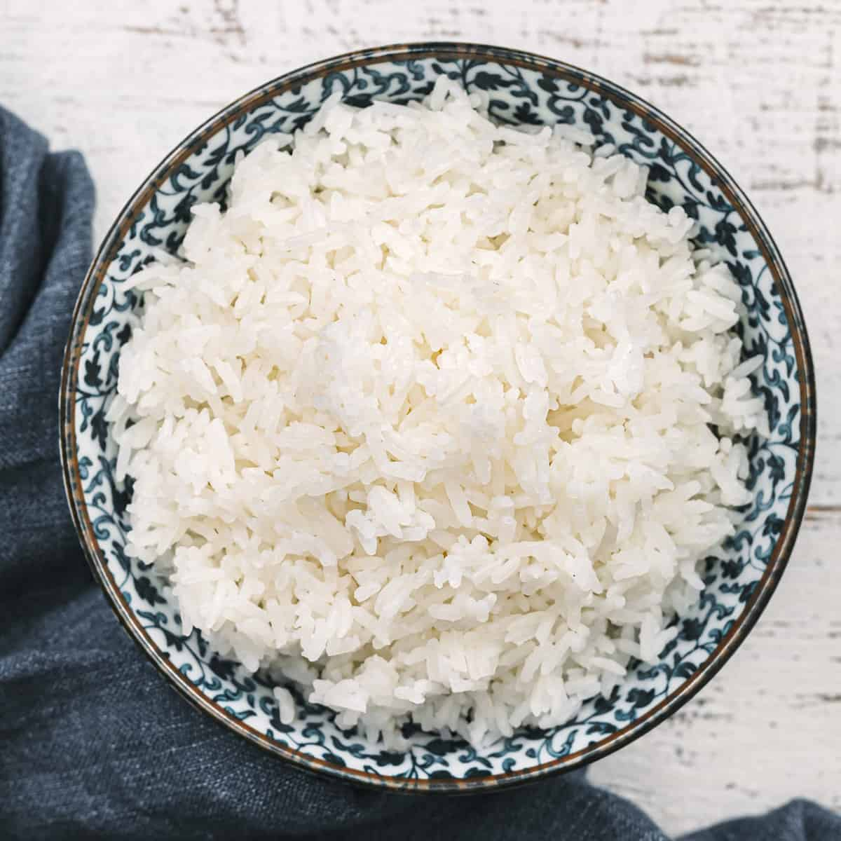 Instant Pot White Rice