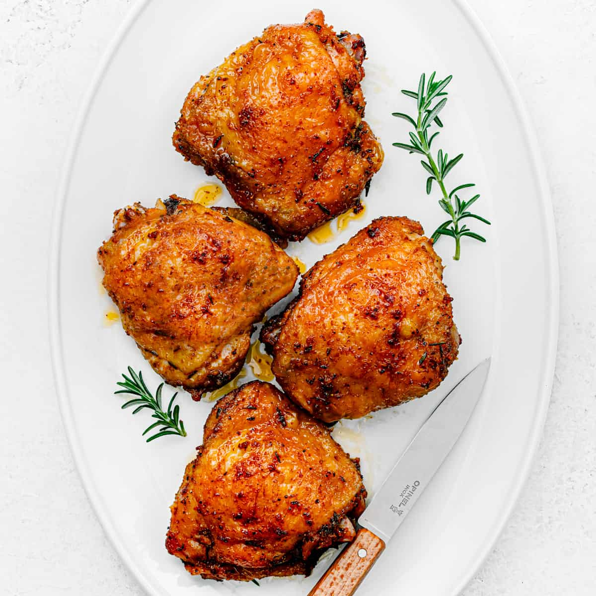 Rosemary Chicken Thighs Recipe