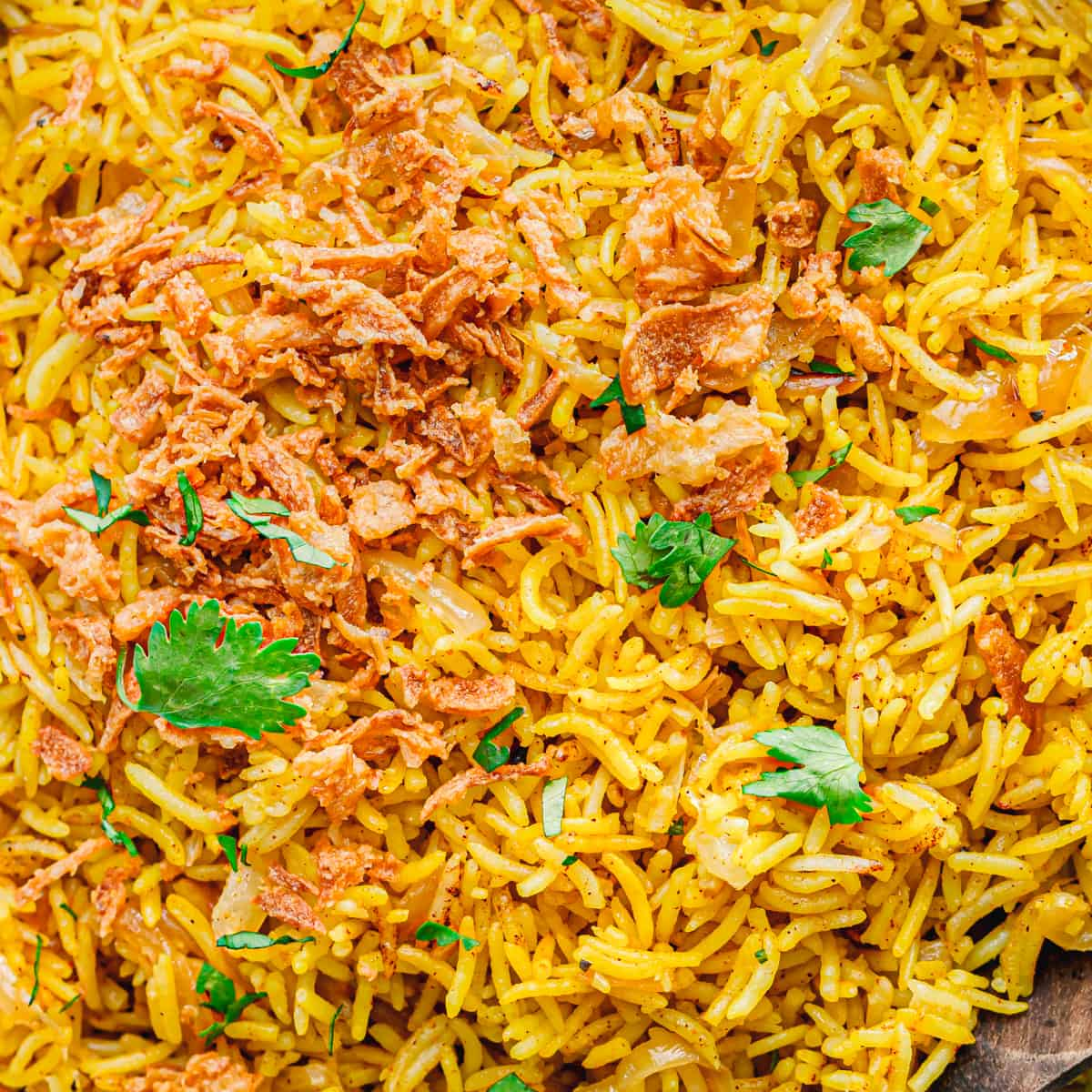 Indian Style Rice