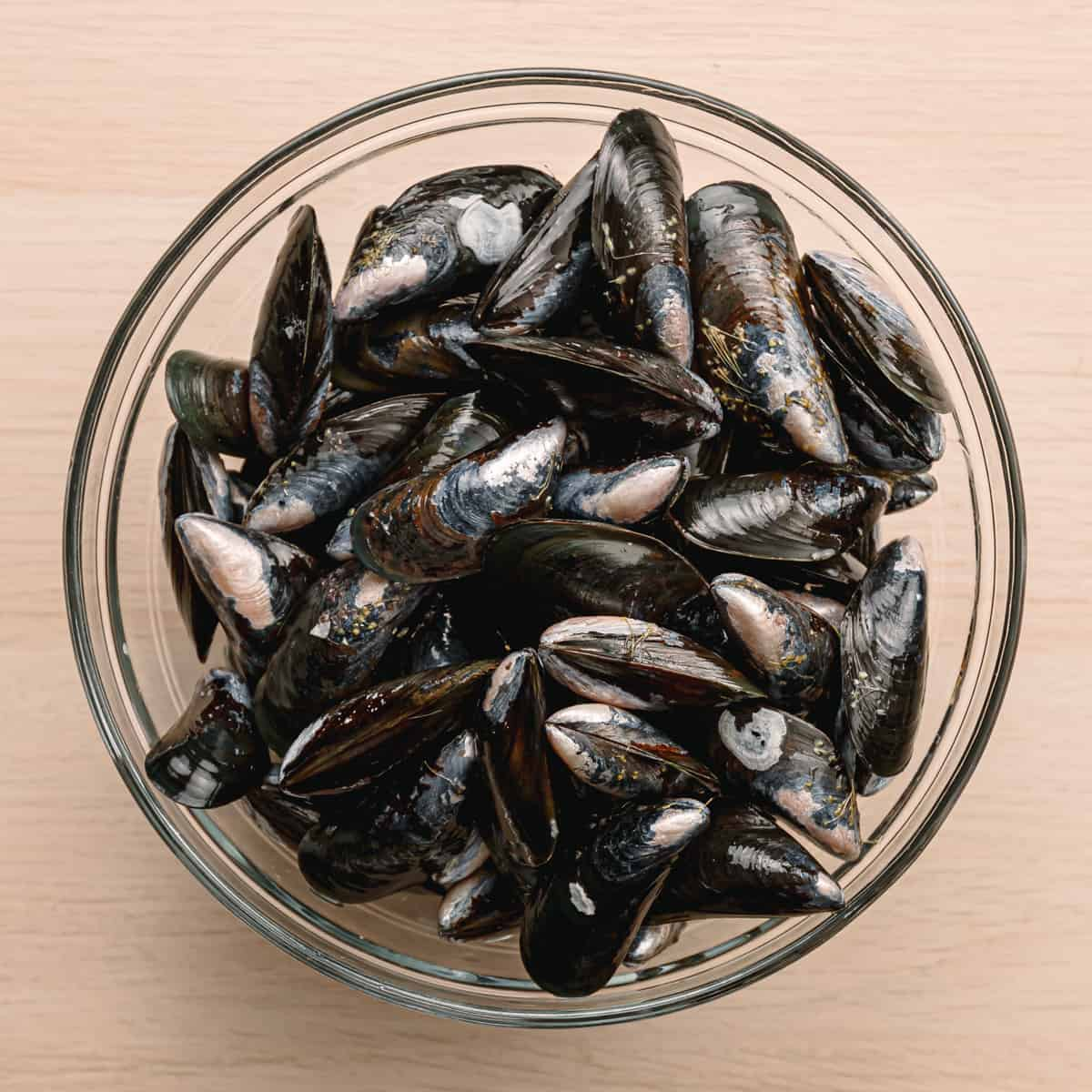 How to Prepare Mussels.