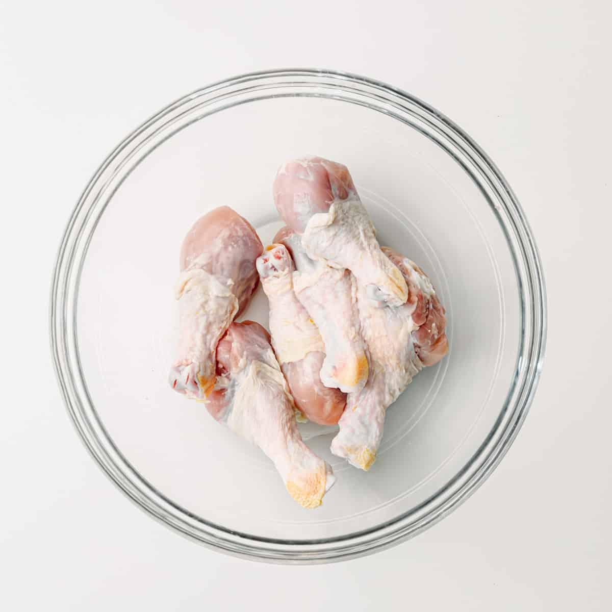 chicken drumsticks.
