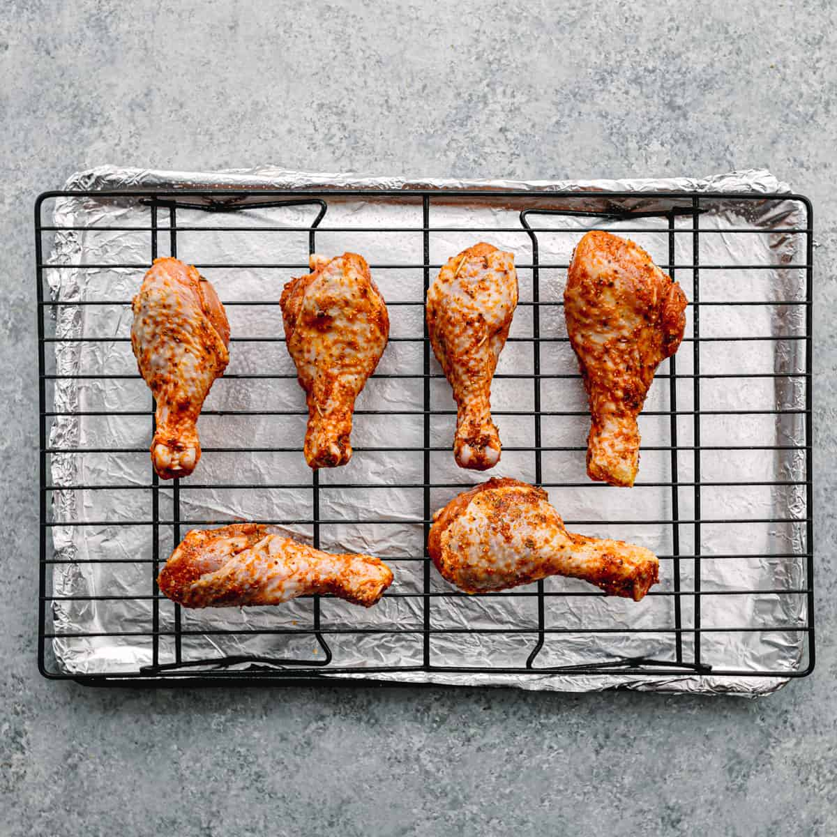 how to cook drumstick in the oven.