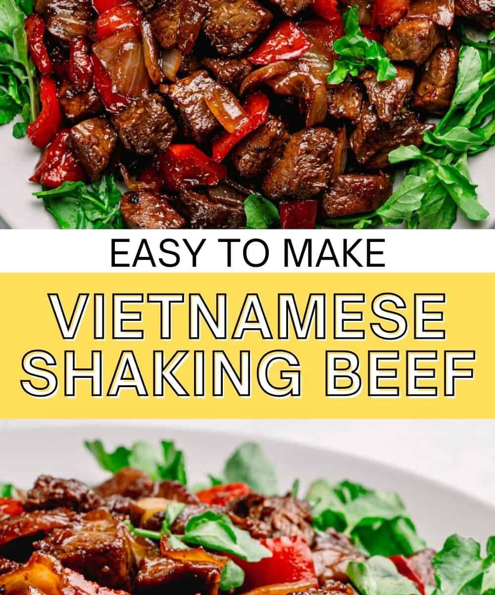 Bo Luc Lac - Vietnamese Shaking Beef