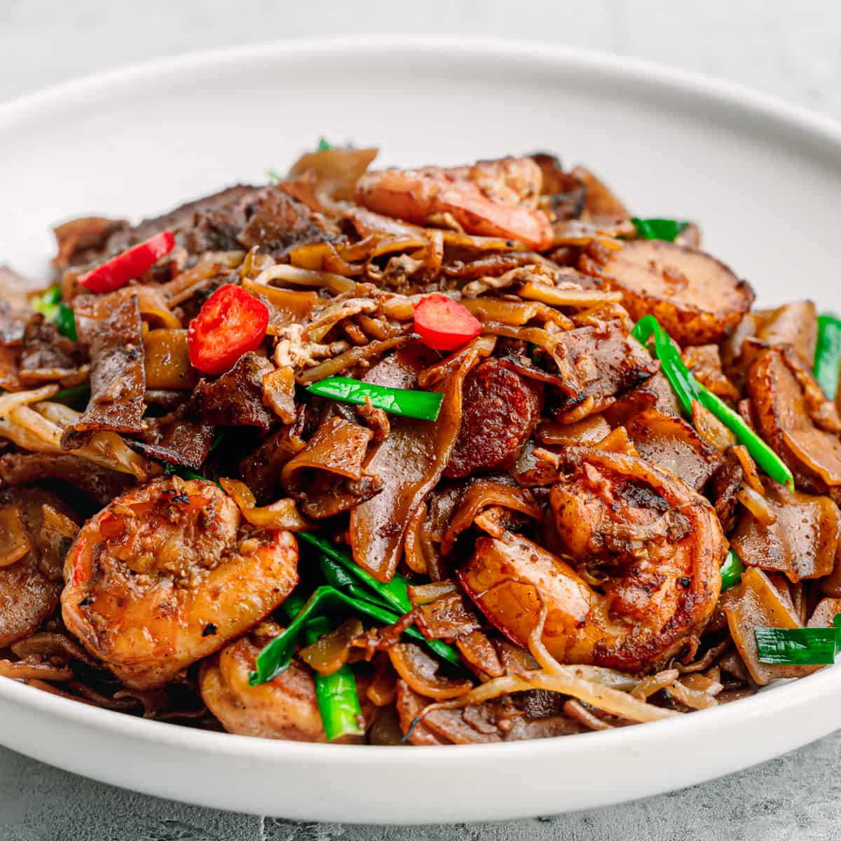 Char Kway Teow Recipe.