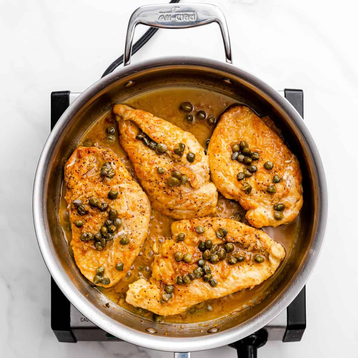 chicken piccata recipe.