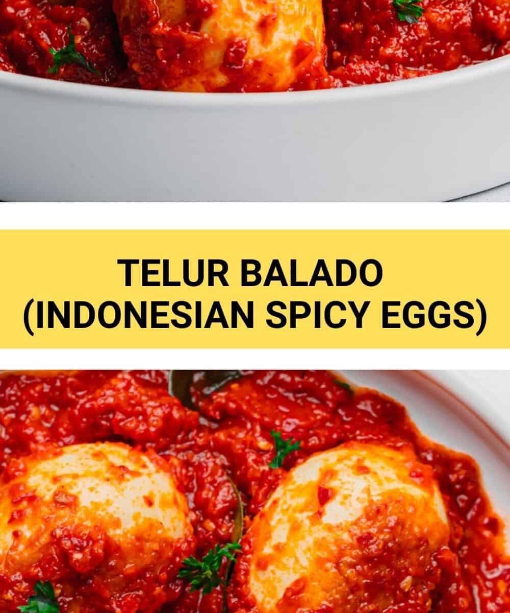 Telur Balado Recipe