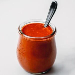 homemade enchilada sauce recipe..
