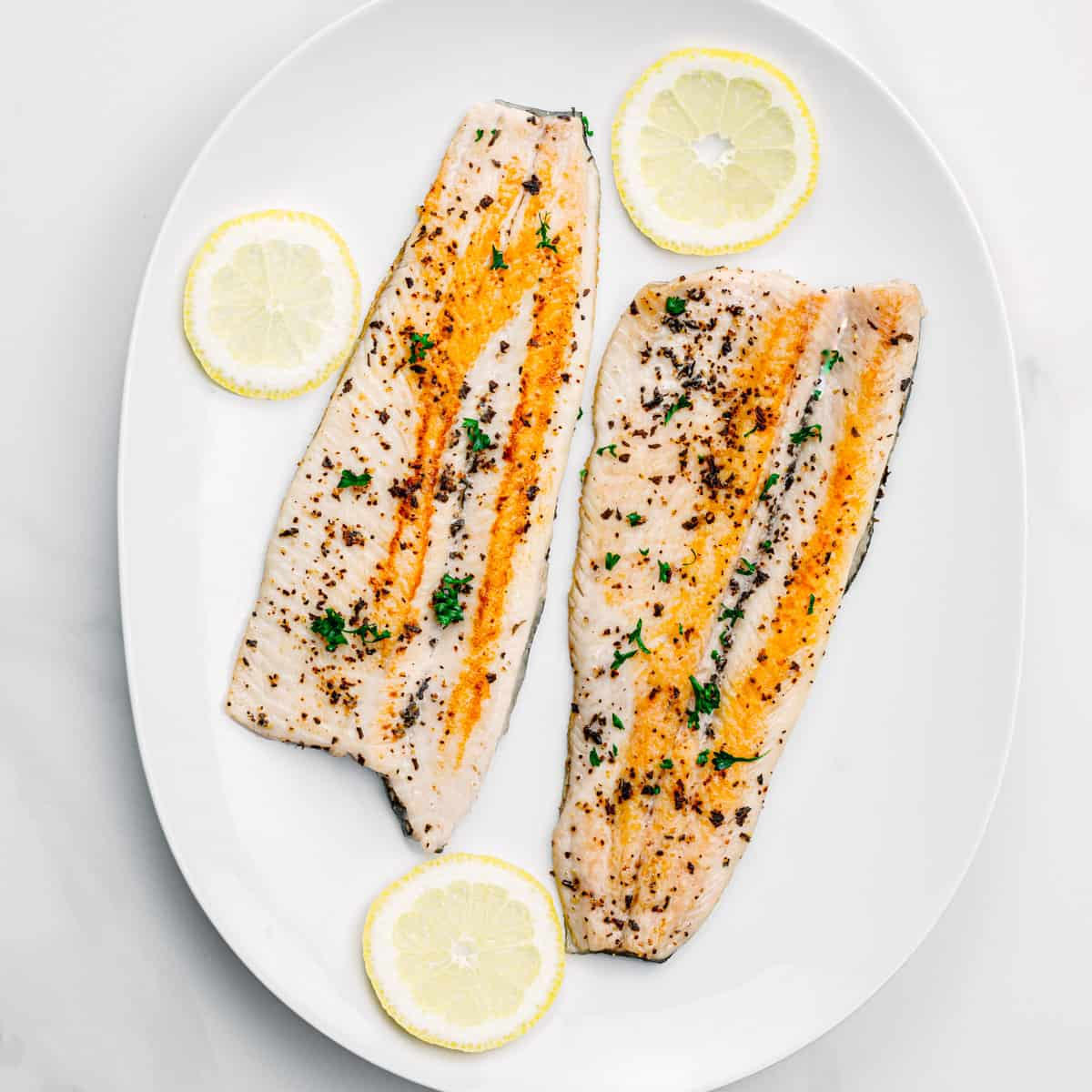 the best way to cook trout.