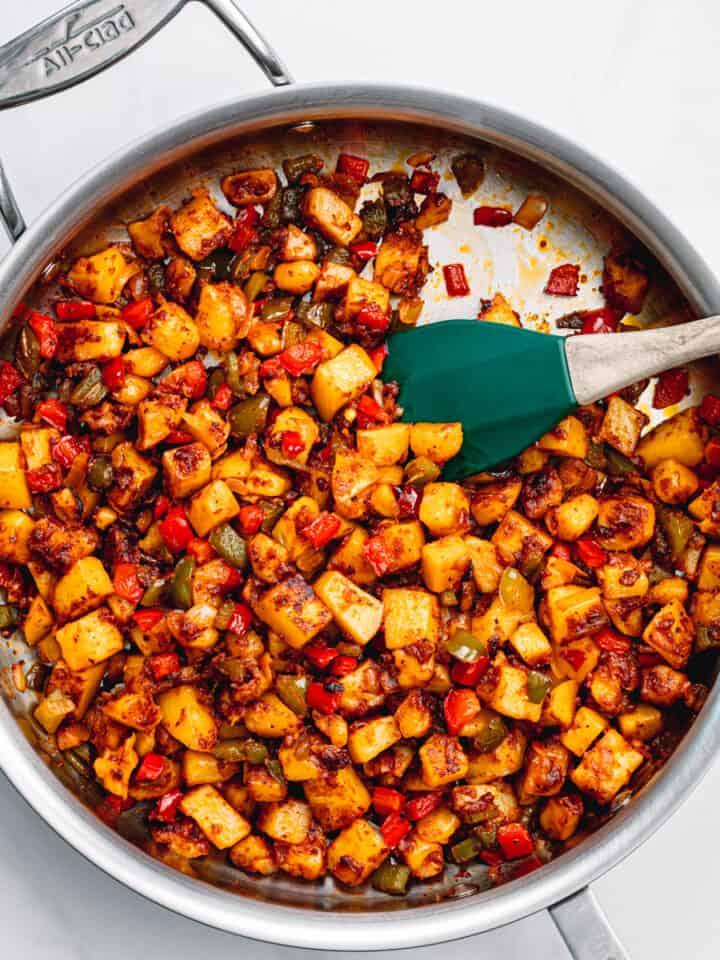 easy potato hash recipe.