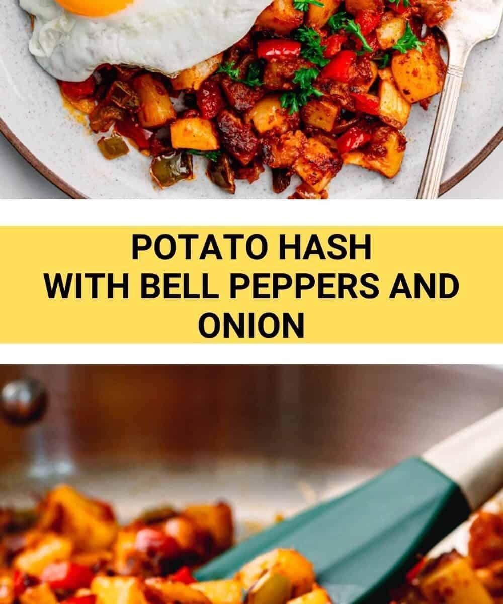 Potato Hash Recipe.