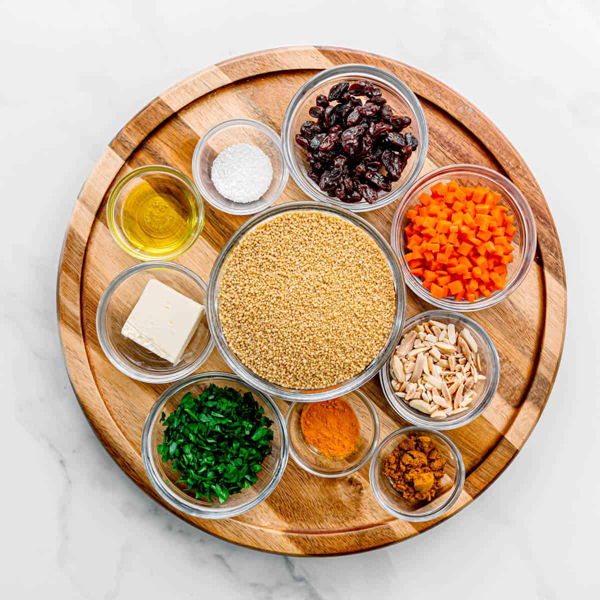 Ingredients You'll Need to Make Curry Couscous