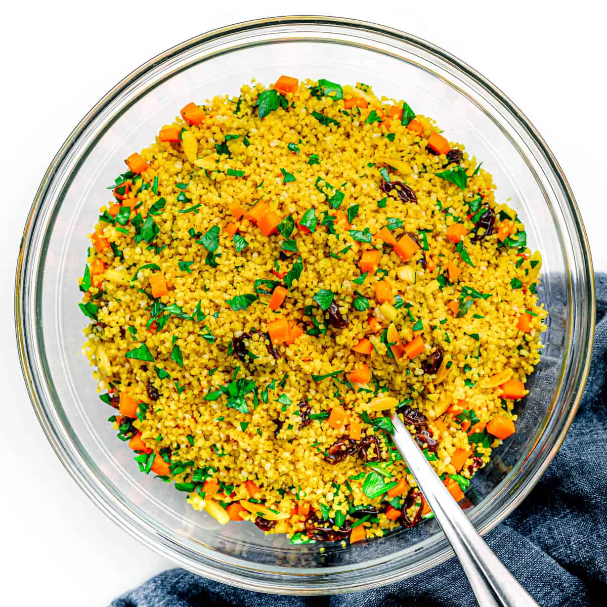 curry couscous recipe.