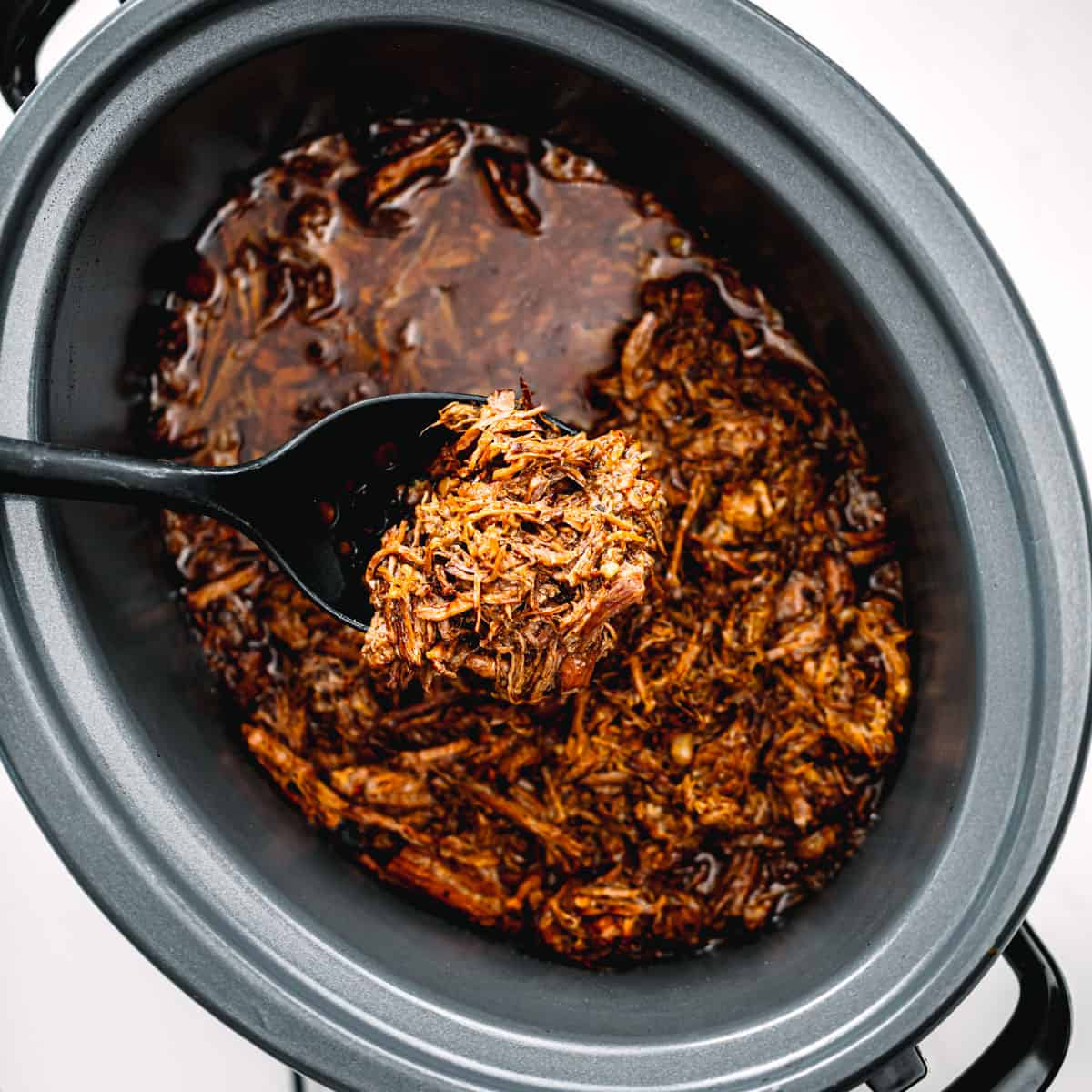 learn how to cook barbacoa in a slow cooker.