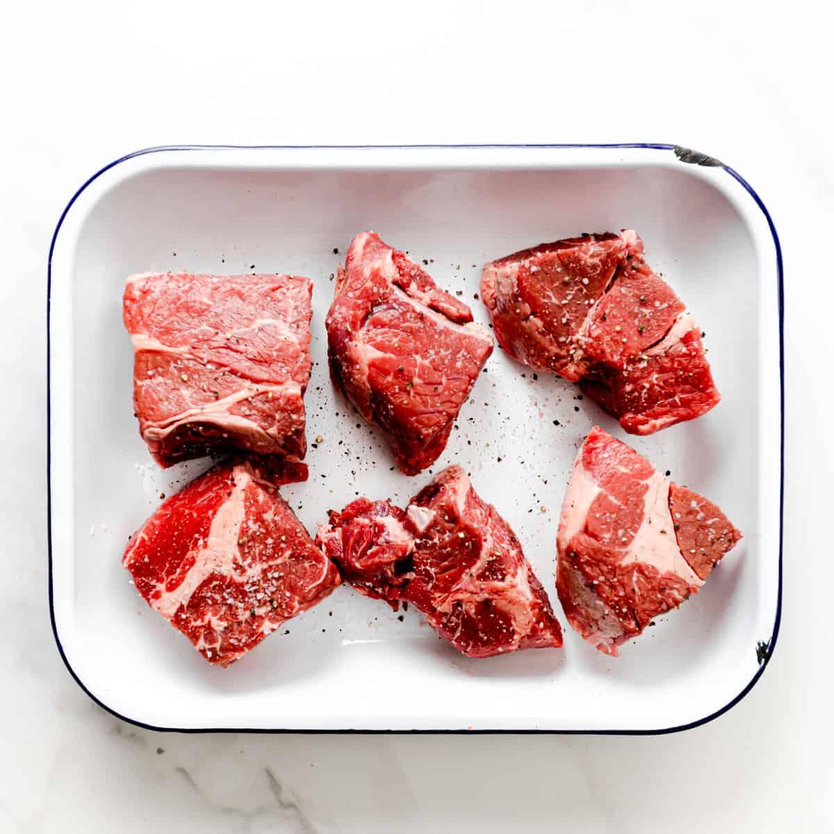 beef chuck.
